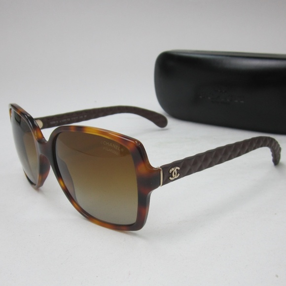 a651fcd2279d CHANEL Accessories - Chanel 5289Q 1295 S9 Women Sunglasses Italy OLG623